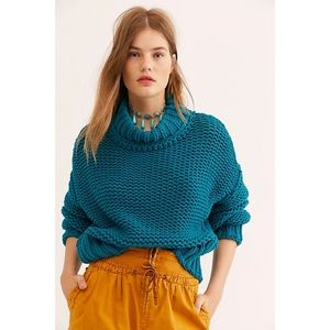 Free People My Only Sunshine Sweater S Small NWT